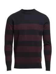 Jack & Jones ROAD KNIT LS EXP 12 ORG