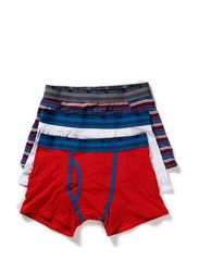 Jack & Jones LAKSPUR TRUNKS 3-PACK JI 1-2-3 2013 BO