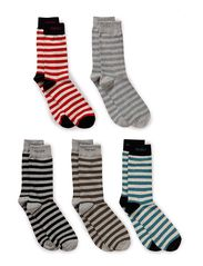 Jack & Jones AGUMAR SOCK 5-PACK PRM 1-2-3 2013
