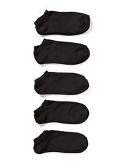 Jack & Jones BASIC BLACK 5-PACK SOCK 1-2-3 13