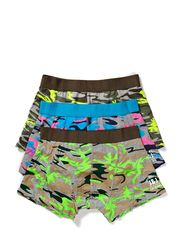 Jack & Jones DENA TRUNKS 3-PACK JI EXP 10-11-12 2012