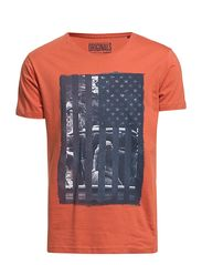 Jack & Jones DEAL TEE SS EXP 13 ORG