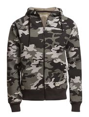 Jack & Jones CAMO SWEAT ORG SMU 1-3 2013