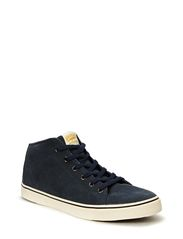 JJ SURF MALIBU SUEDE CASUAL HIGH JJVC - Mood Indigo