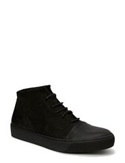 JJ LAYTON LEATHER CASUAL HIGH PRM - Black