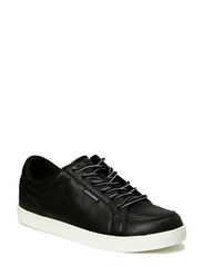 JJ STROW PU CASUAL SHOE CORE - Black
