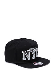 JJSTREET SNAPBACK CAP - Black