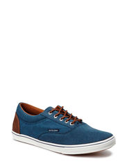 JJVISION CANVAS SNEAKER DRESS BLUES - Dress Blues