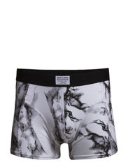 JJMARBLE REGULAR TRUNKS - White