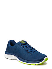 JJEGO MESH SNEAKER DRESS BLUE - Dress Blues