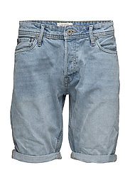 JJIRICK JJORIGINAL SHORTS AM 106 STS - BLUE DENIM