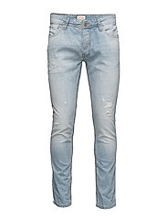 JJITIM JJORIGINAL GE 957 NOOS - BLUE DENIM