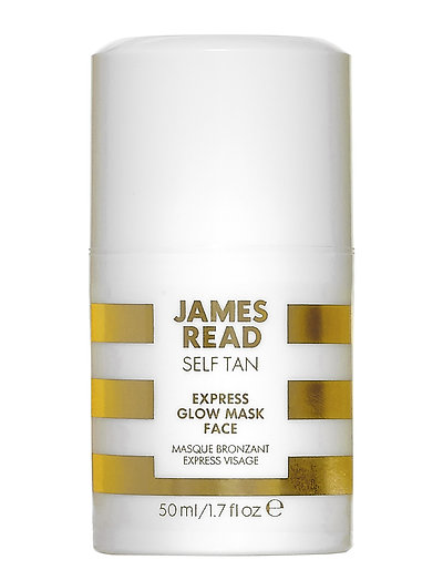 Express Glow Mask Tan Face - CLEAR