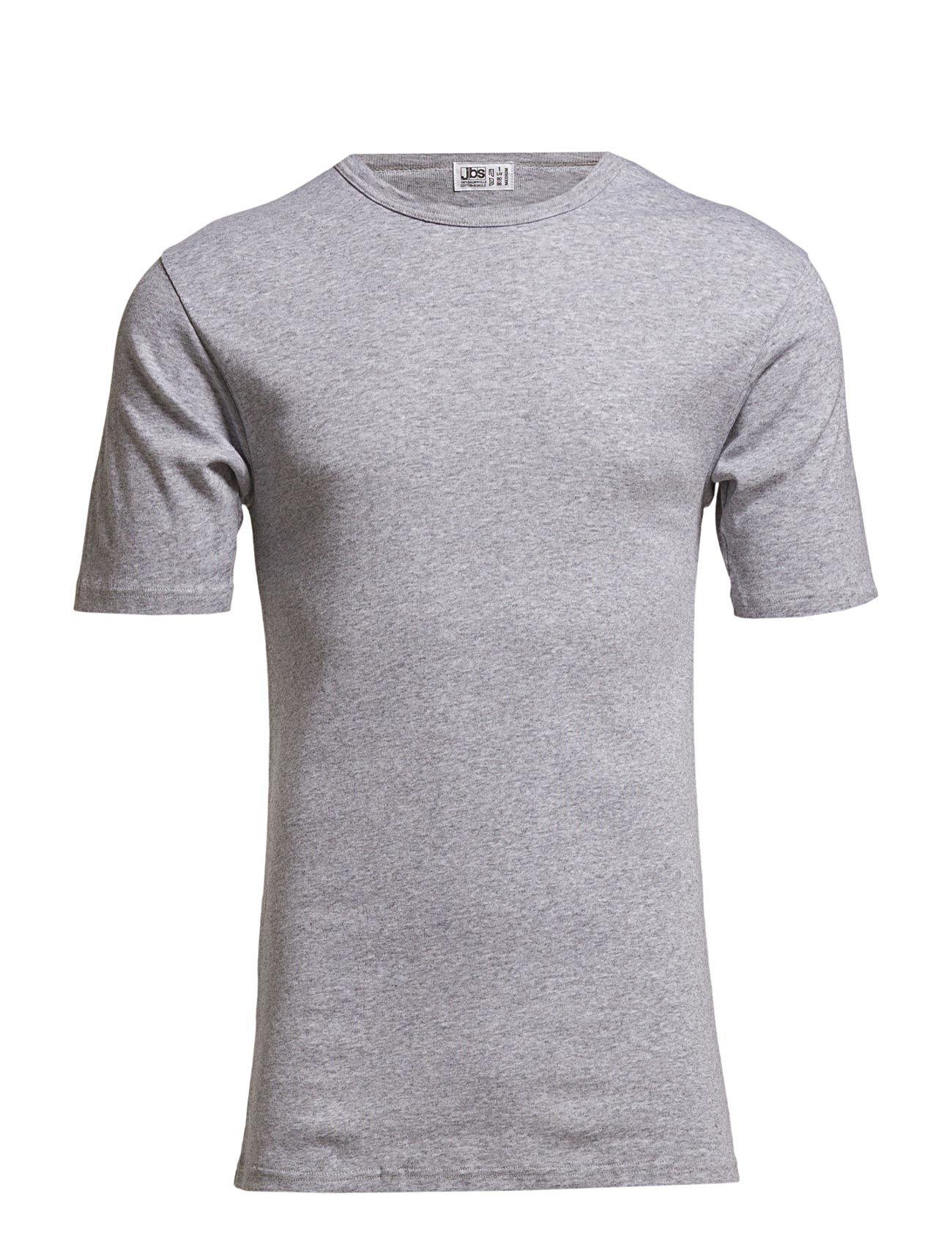 Jbs T-Shirt Original JBS Undertøj til Mænd i Grey Mel