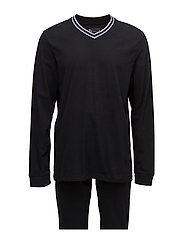 JBS Pajamas long sleeves/legs - BLACK
