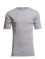 T-shirt m/kort ærme - Elefant