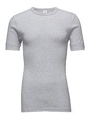 JBS t-shirt, classic - GREY MEL