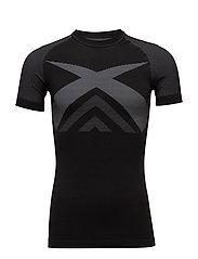 ProActive  seamless t-shirt - BLACK