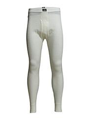 Benklæder lang ben m/gylp - blue water