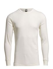 JBS, t-shirt long sleeve - WHITE