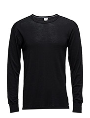 JBS, t-shirt long sleeve - BLACK