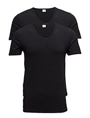Jbs 2-pack V-neck - SORT