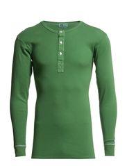Bedstefartrøje, farvet - green
