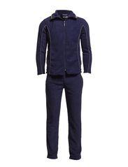 Fleece sæt - 785 blue