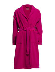 Double sided bathrobe - 432 Pink