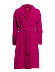 Double sided bathrobe - 432 Pink