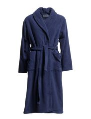 Double sided bathrobe - Blue