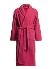 Double sided bathrobe - Pink