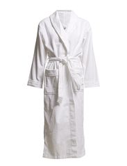 Cotton robe - 100 white