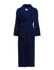 Velvet robe - 754 Blue