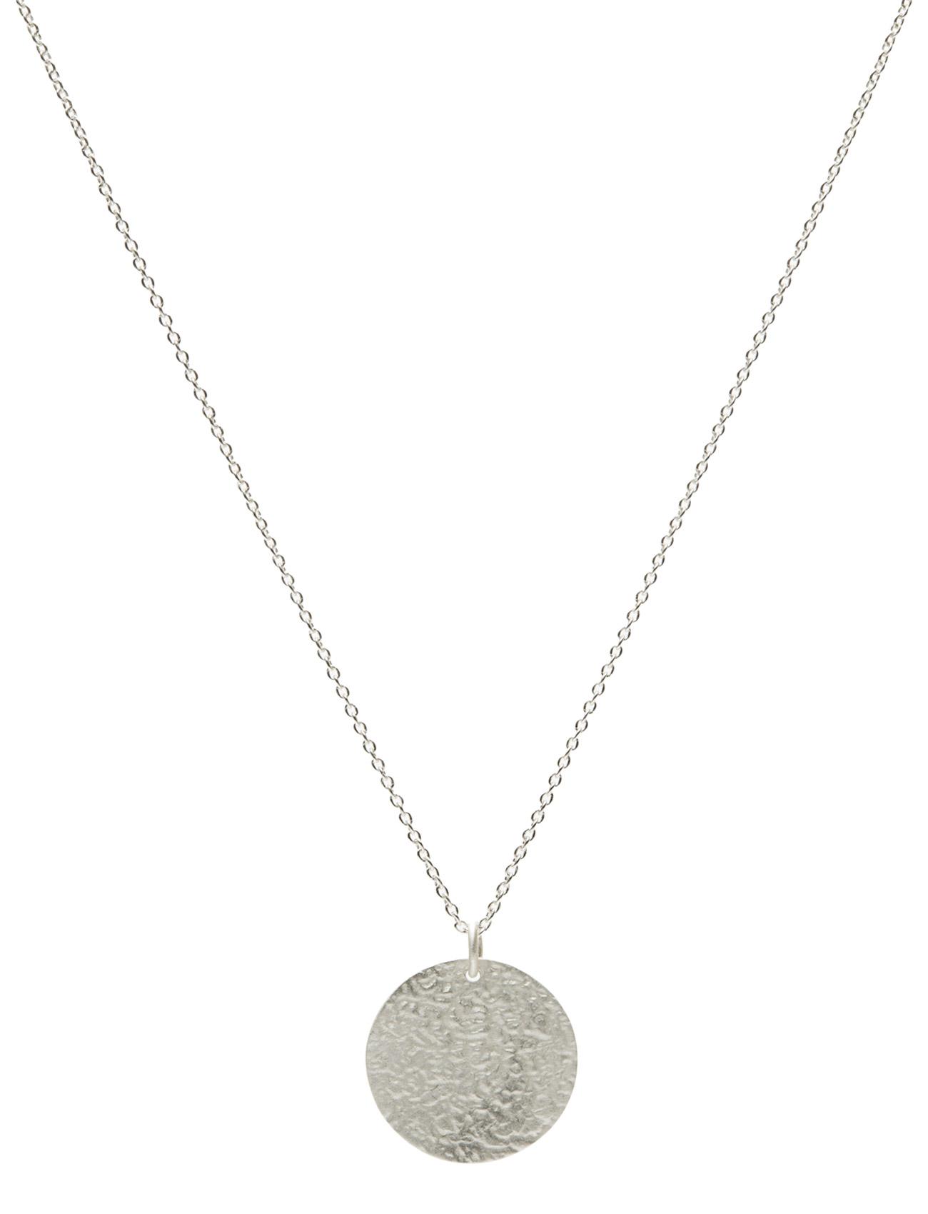 Necklace Medalion Jewlscph Smykker til Kvinder i Sølv