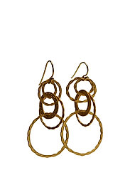 Multi Hoops Earrings - GOLD