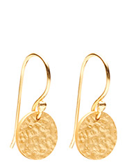 Earrings MEDALION - GOLD