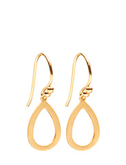 Earrings SOLITAIRE - GOLD
