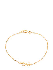 Bracelet LOVE CHAIN - GOLD