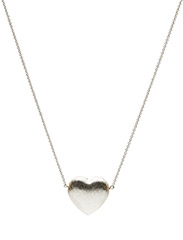 Necklace PRECIOUS HEART - SILVER