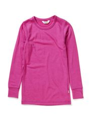Blouse long sleeve - Dew berry