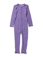 Jumpsuit Basic - Purple