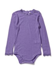 Body long sleeve - Purple