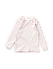 Blouse w/long sleeves - Pink
