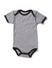 Body w/short sleeves - Grey