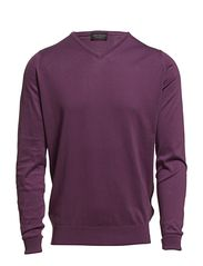 Roe Pullover Vnls - Tayberry