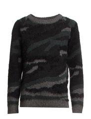 Addi Sweater - forrest green