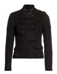 Melodee Jacket - Black Stone