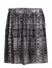 Snowdrop skirt - black stone