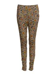 TROUSERS - Flowerprint
